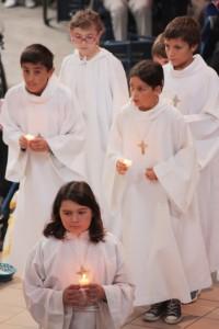 servants-autel enfants-de-choeur